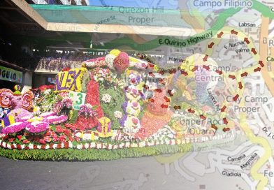 Closure of roads for 22nd Panagbenga okayed