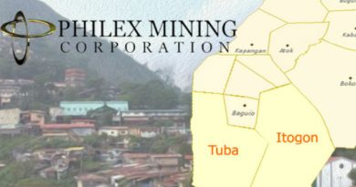 Philex provides P1 million aid to LHD operator's family