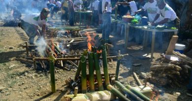 Thousands join 1st Tinungbo festival cook fest