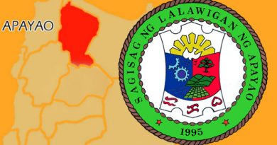 Apayao assures additional lot for COA office