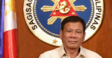 Duterte orders early recovery program for calamity areas in Luzon