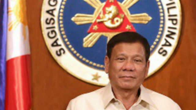 Duterte lauds grassroots strategy for responsible Filipinos