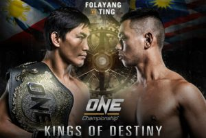 "PRIVILEGED. Folayang considers it as a privilege to be in the main event of the ONE: KINGS OF DESTINY CARD card. ""It's my first time to be in the main event of ONE Championship's card in the Philippines. I know that it's a big responsibility, but I am humbled and privileged to be in this position,"" he said. (April 14. 2017). ARMANDO M. BOLISLIS Photo by ONE CHAMPIONSHIP."