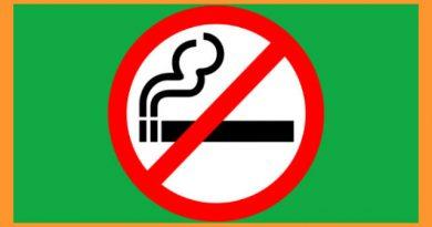 Anti-smoke ordinance lauded, City Hall smokers warned anew