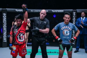 "EXACT REVENGE. There is no better term to describe the ONE Championship rematch between Team Lakay's Geje ""Gravity"" Eustaquio and Thailand's Anatpong ""Mak"" Bunrad last Friday, May 26, 2017 at Singapore than ""exact revenge"" as Igorot Warrior prevailed the same way he fell during their first match-up."