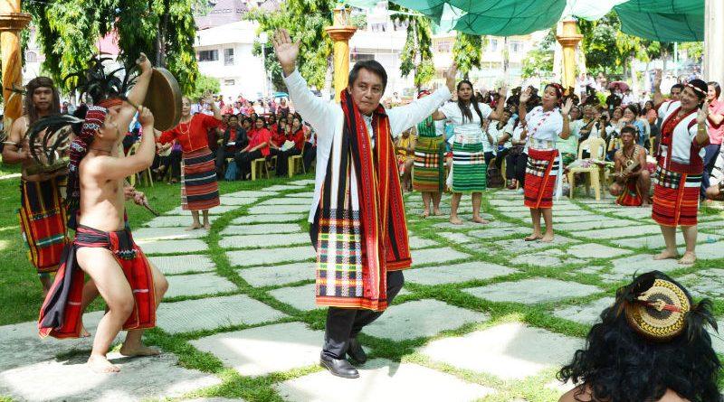 Solon cites gains of Sagada 'etag' festival