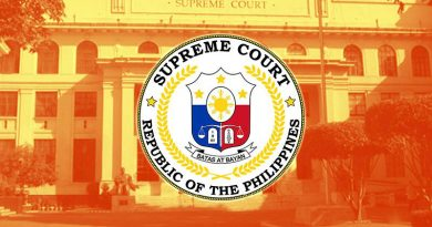 Public urged to respect SC ruling on Cereno ouster