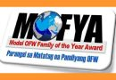 2 Baguio OFW families bag reg'l awards