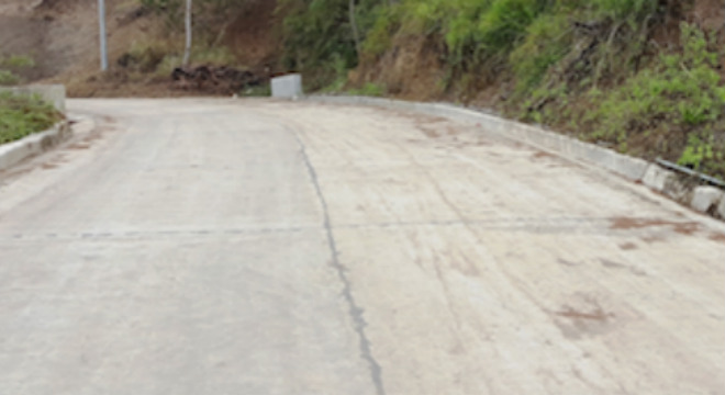 130 million PRDP road project cuts travel