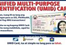 SSS reduces UMID card replacement fee