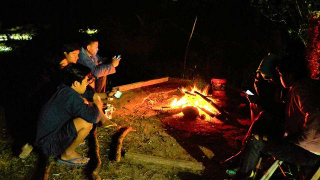 Icy Baguio back again as Mercury Plummets (Jan 14 Update)