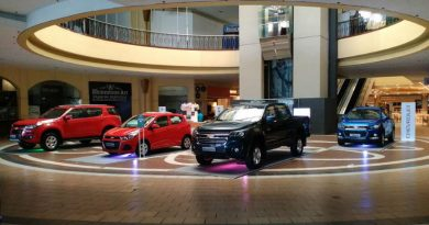 Shop, Dine and Drive a Chevy at SM City Baguio