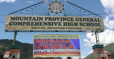 MPGCHS is brigade eskwela national awardee