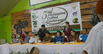 Baguio to host 3rd Coffee Congress