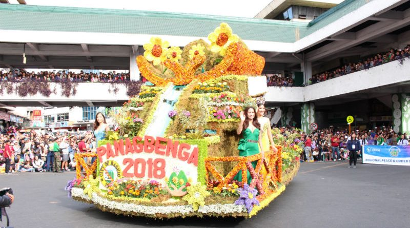 P5 billion changed hands in city during Panagbenga
