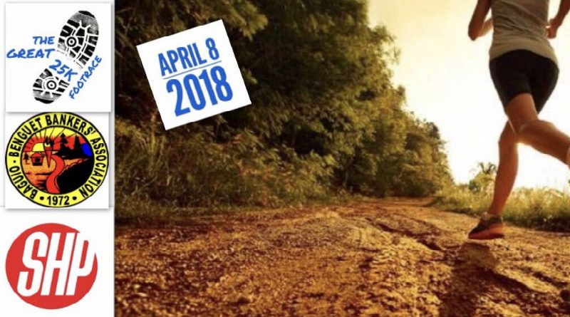 Great 25K Footrace Up this April