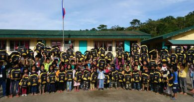 Philex school beneficiary wins multi-grade award