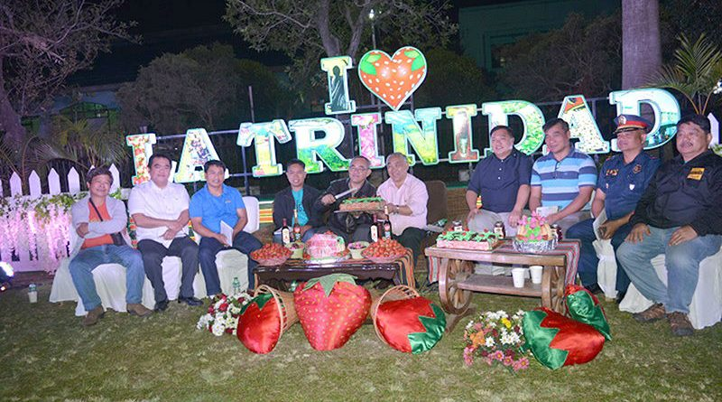 27 events lined up for La Trinidad strawberry festival