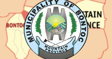 Bontoc is National SGLG Awardee