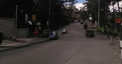 Baguio roads in good condition; public safety assured