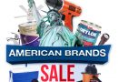 American brands sale at Ace Hardware