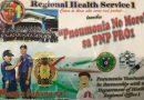 """PNP Region 1 launches """"Pneumonia No More"""""""