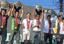5 Team Lakay champions honoured by city